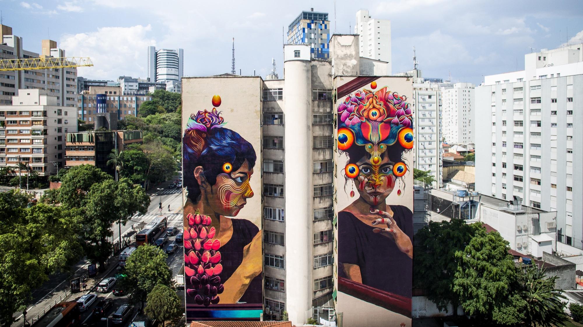 SaoPaulo Street Art